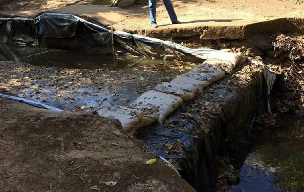 Escassez hídrica pode gerar plano de racionamento de água em Paracatu