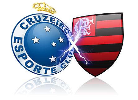 Vote na enquete! Cruzeiro ou Flamengo, qual time será Campeão da Copa do Brasil 2017?