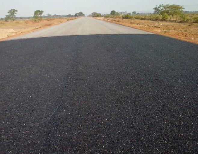 Vazante, Lagamar e Guarda-mor são contemplados com asfalto do Governo de Minas