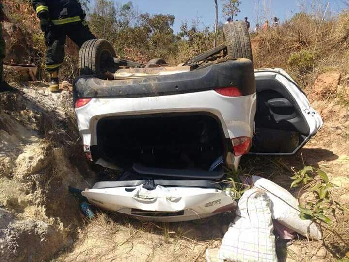TRAGÉDIA: Quatro pessoas da família Guimarães de Vazante morrem em acidente próximo a Monte Carmelo