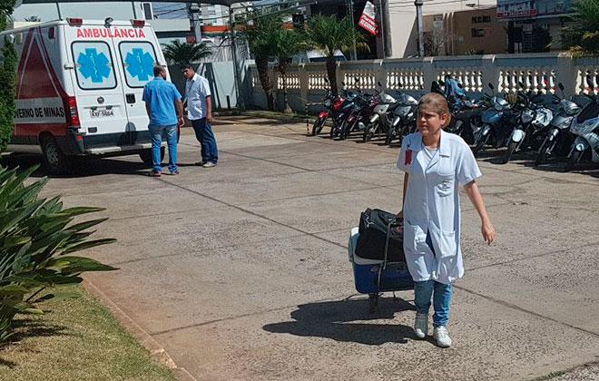Família doa os órgãos de adolescente de 14 anos que caiu de bicicleta em Lagoa Formosa