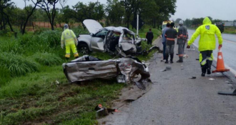 URGENTE: Vazantino morre em acidente próximo a João Pinheiro