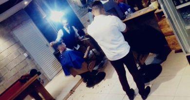 Brabus Barber Shop é inaugurado em Vazante