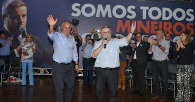 Anastasia anuncia Marcos Montes como pré candidato à vice-governador de MG