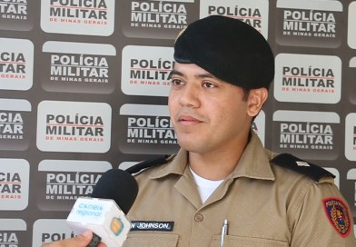 Polícia Militar de Vazante tem novo comandante