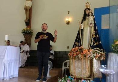 Peregrinações com imagem de Nossa Senhora da Lapa teve início no dia 12 de janeiro