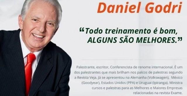 Tecnoleite Complem confirma Daniel Godri para palestra, dia 22 de maio