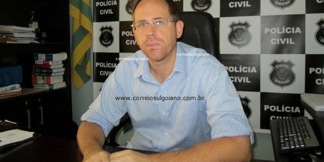 CONFIRMADO: Fabiano Jacomelis é o novo delegado titular em Morrinhos