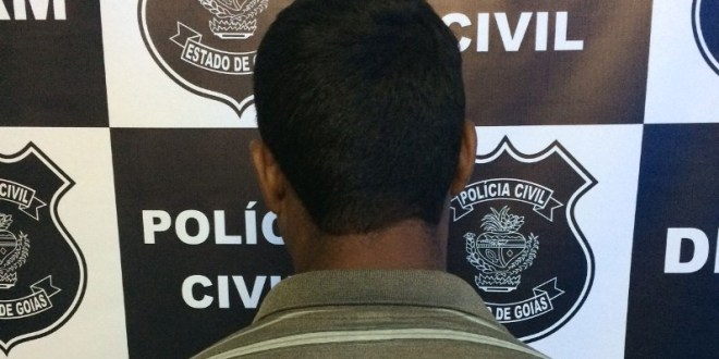Homem é preso suspeito de estupro em Itumbiara