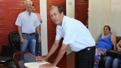 Cleiton Camilo abandona Câmara para ser secretário e Henrique Pato assume