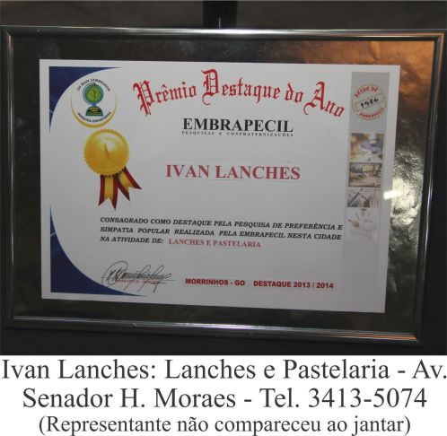 28 - Ivan Lanches