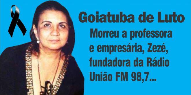 Com problemas cardíacos Zezé morre aos 58 anos em Goiatuba