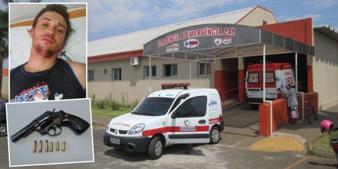PM de Goiatuba prende foragido de Morrinhos e recupera moto roubada