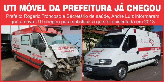 Nova UTI móvel da Prefeitura de Morrinhos já está pronta para ser utilizada