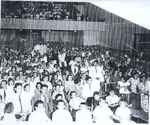 inauguracao cine hollywood em 1949