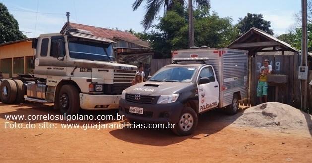 Caminhoneiro de Morrinhos é assassinado em Rondônia