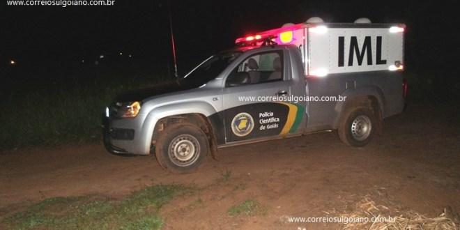 HOMICÍDIO: Polícia Militar registra segundo assassinato em Morrinhos, neste 2016