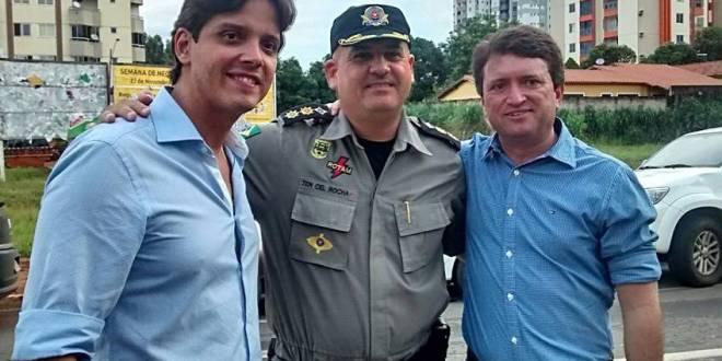Buscando ação, enfrentamento, e melhorias na segurança, José Eliton anuncia mudança nas polícias