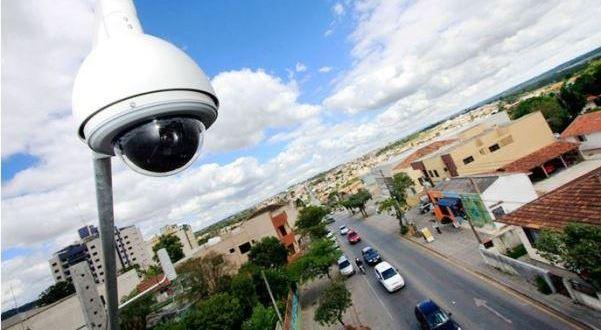 Mais de 500 câmeras de segurança serão instaladas em Goiânia