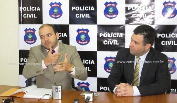 Dr Gustavo Carlos e Dr. Ricardo Torres Chueire