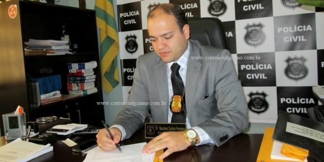 Gustavo Carlos Ferreira é Delegado Especial – promoção foi por merecimento