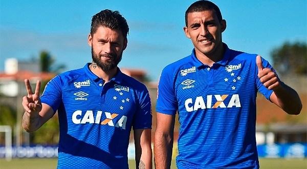 Cruzeiro apresenta dois reforços para o restante da temporada…