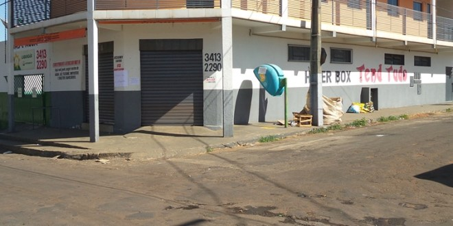 Ladrão rouba Hiper Box Tend Tudo no Conjunto Monte Verde, em Morrinhos