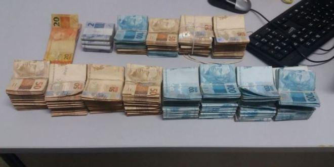 Polícias prendem em Rio Quente, dois suspeitos de roubar PROSEGUR em Ribeirão Preto-SP