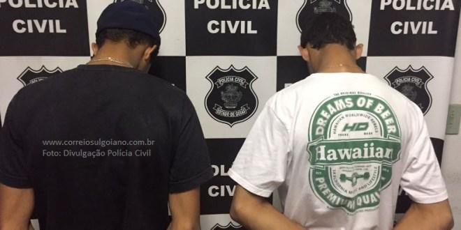 Jovens de 15 e 16 anos mataram outro de 16, em Morrinhos! Disputa por território e venda de drogas motivou o crime, diz delegado Fabiano Jacomelis