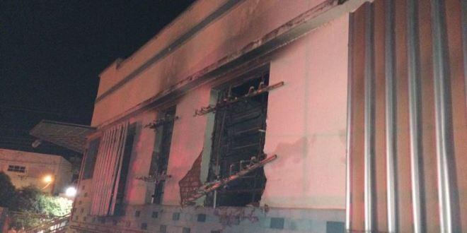 VANDALISMO: Colégio Ressurreição Diocesano é incendiado em Itumbiara!
