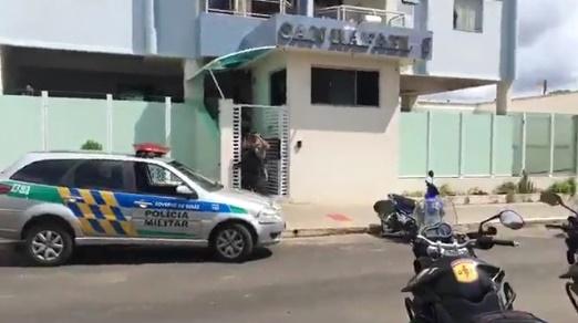 Mais um homicídio em Caldas Novas! Síndico mata morador e comete suicídio. Empresário Léo Machado morreu no hospital