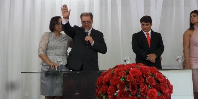 Rogério Troncoso protagoniza momento histórico ao assumir 4º mandato de prefeito em Morrinhos