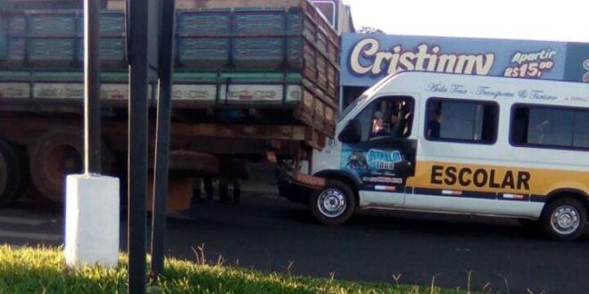 Atropelamento causa ferimentos graves em mulher de 39 anos, na cidade de Morrinhos