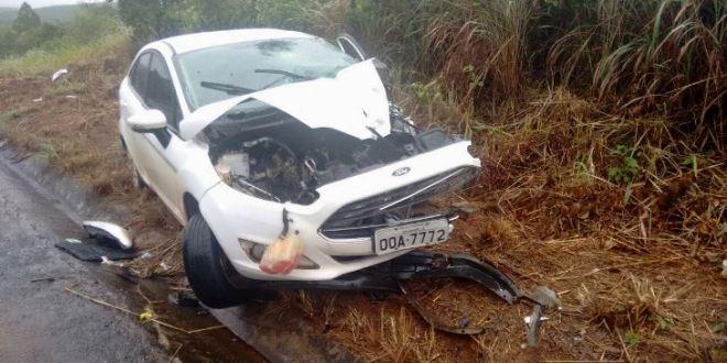 Dois morrem em acidente na BR-414, em Cocalzinho! E em Morrinhos, pássaro ferido é tratado e devolvido à natureza