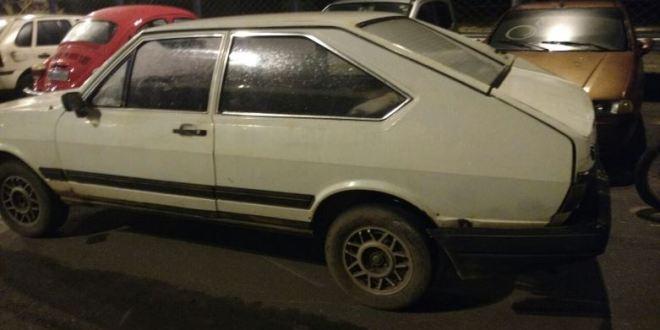 Menor de 14 anos é flagrado dirigindo carro na BR-153, próximo ao Rancho Alegre, em Morrinhos!