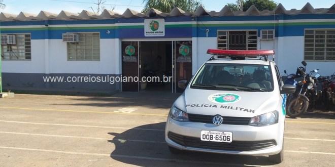 Polícia Militar prende suspeito de roubo na Peixaria do Zé Felício e apreende arma de fogo
