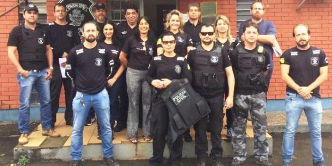 Polícia Civil prende suspeito de roubo de caminhonete em Rio Quente. Policiais de Morrinhos e Caldas Novas atuaram em conjunto