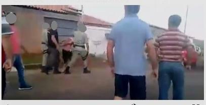 Moto Roubada em Morrinhos: Mototaxista é ameaçado com faca. PM identifica suspeito e recupera a moto!