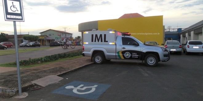 Polícia trabalha para identificar mulher encontrada morta em Morrinhos, e descobrir assassino!