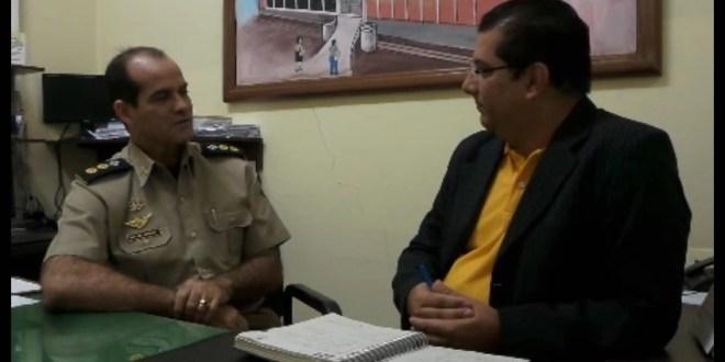 ENTREVISTA: Ten. Coronel Rosendo Comandante e Diretor do Colégio Militar de Morrinhos esclarece dúvidas!
