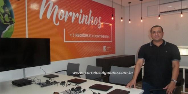 Universidade Católica de Brasília está em Morrinhos via parceria com o Ginásio senador Hermenegildo de Morais!!!