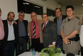 """Reinaldo """"Reinone"""" assume presidência da Associação Comercial e Industrial de Morrinhos"""