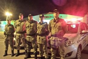 Polícia Militar evita suicídio em Morrinhos! Policiais salvaram vítima que já estava pendurada em fio