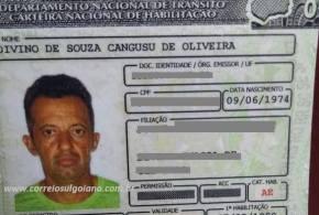 Polícia Civil abre inquérito para apurar homicídio em Morrinhos! Homem foi baleado no rosto, com dois disparos!