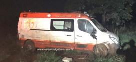 Dois acidentes, envolvendo ambulâncias provocam mortes de 03 pessoas em rodovias federais, em Goiás