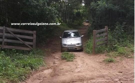 HOMICÍDIO: Homem mata outro a tiros no meio rural. Autor esperou vítima em emboscada na porteira, diz testemunha