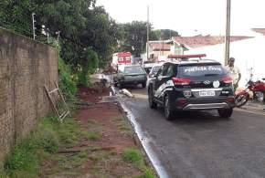 EXECUÇÃO: Mulher é morta com vários tiros na casa onde morava em Goiatuba. Ela tinha passagem e era monitorada!