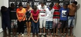 Polícia Civil e Polícia Militar prendem quadrilha que explodiu caixas eletrônicos em Morrinhos