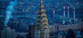 VENDE-SE: Cartão Postal de Nova York está à venda. Edifício Chrysler já foi o mais alto do mundo
