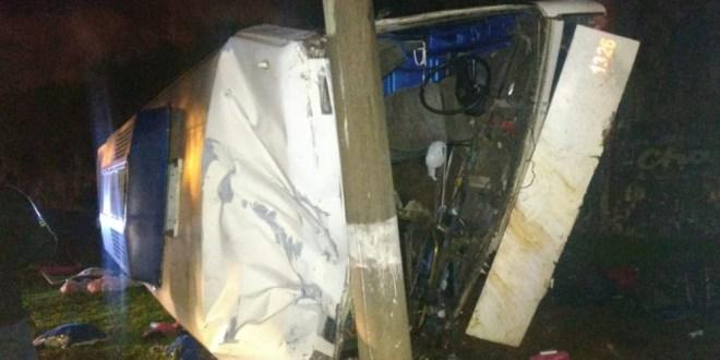 Mãe morre abraçada ao bebê de 6 meses em acidente com ônibus em Goiânia – Indescritível amor!